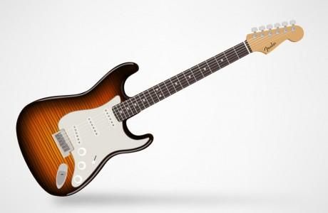 guitare Fender Stratocaster